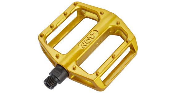 NC-17 Pedal STD Zero Pro guld
